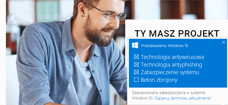 [Wyżerka] Windows 10 ma specyficzne poczucie humoru