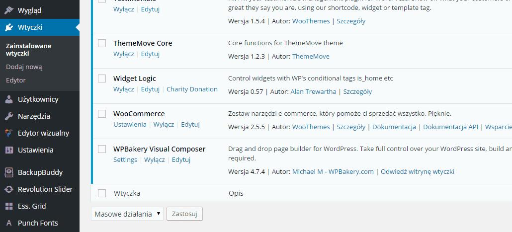 visual-composer-nie-dziala