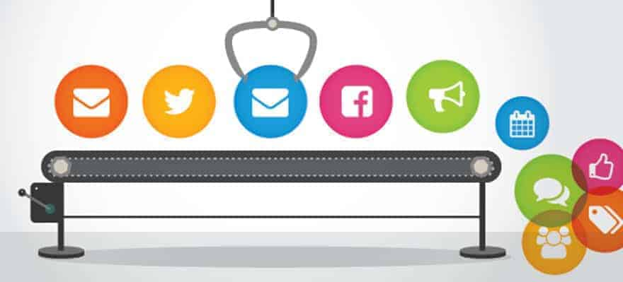 Automatyzacja Marketingu zpomocą SalesManago - Wszystko wjednym