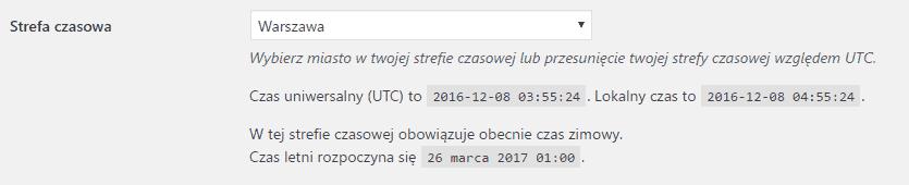 ustawienia-ogolne-wordpress-strefa-czasowa