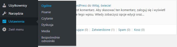 wordpress-ustawienia-ogolne-menu