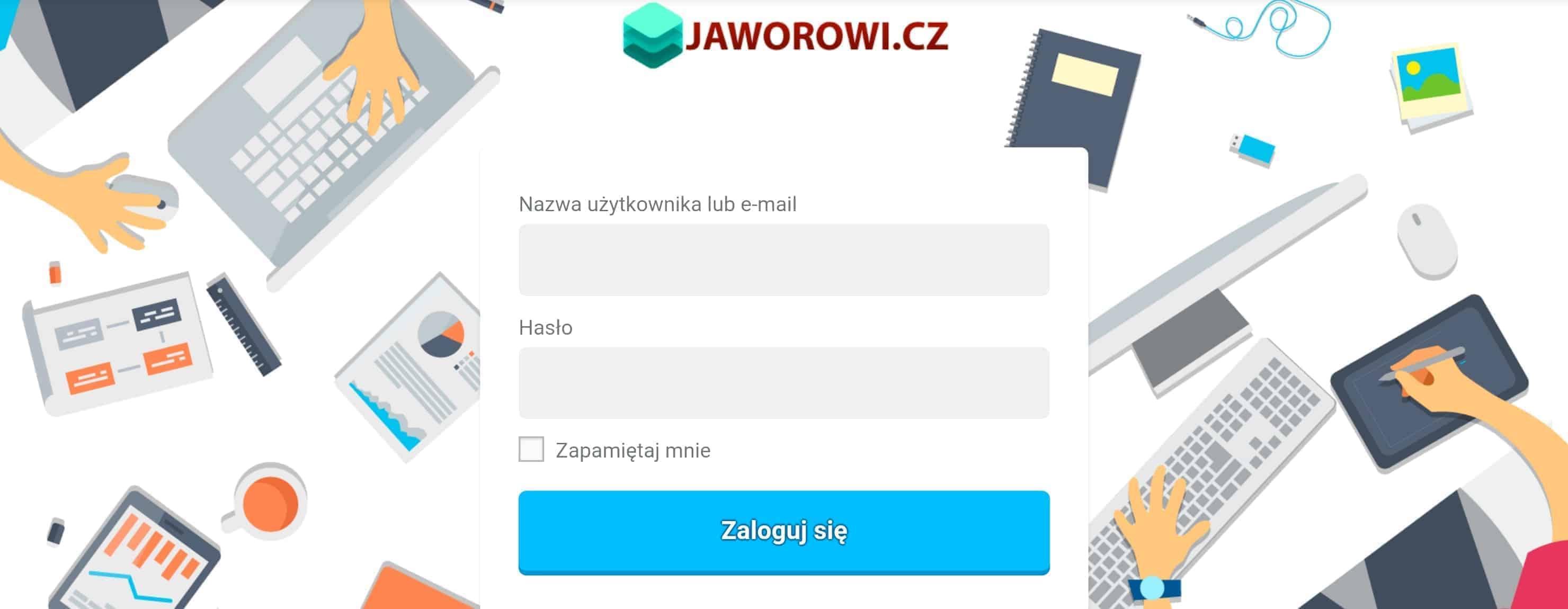 WordPress logowanie