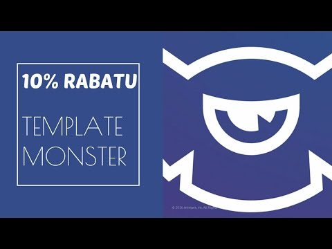 10% rabatu w TemplateMonster