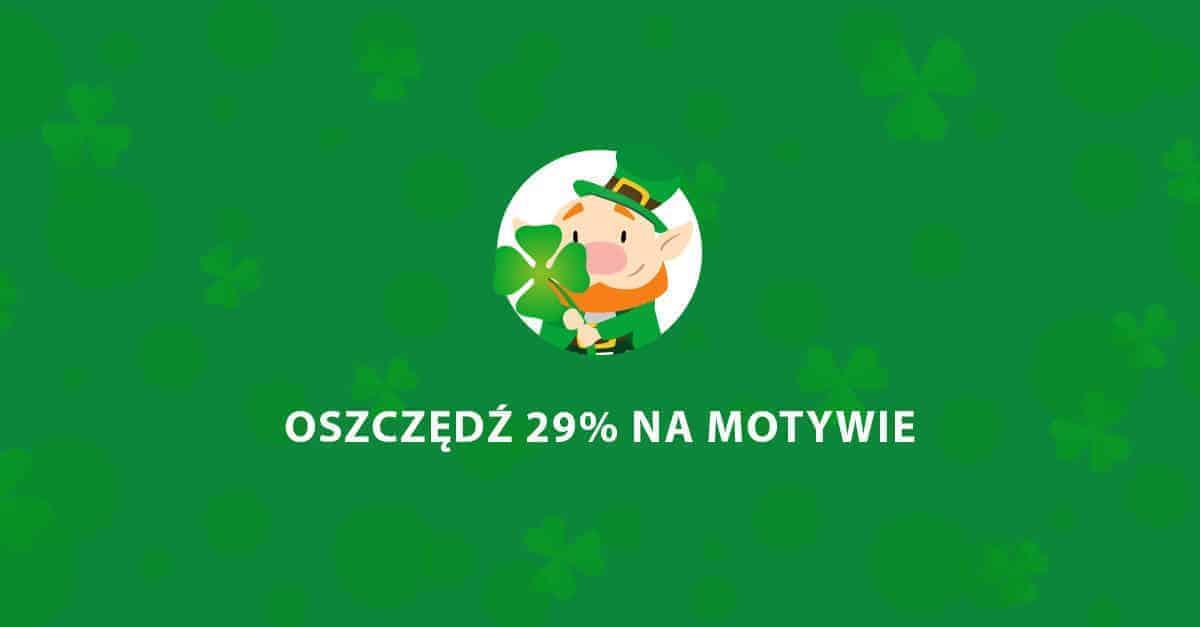 29% święty patryk TemplateMonster