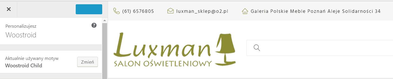 Motyw WooCommerce WooStroid odTemplateMonster - Sklep WordPress nasterydach