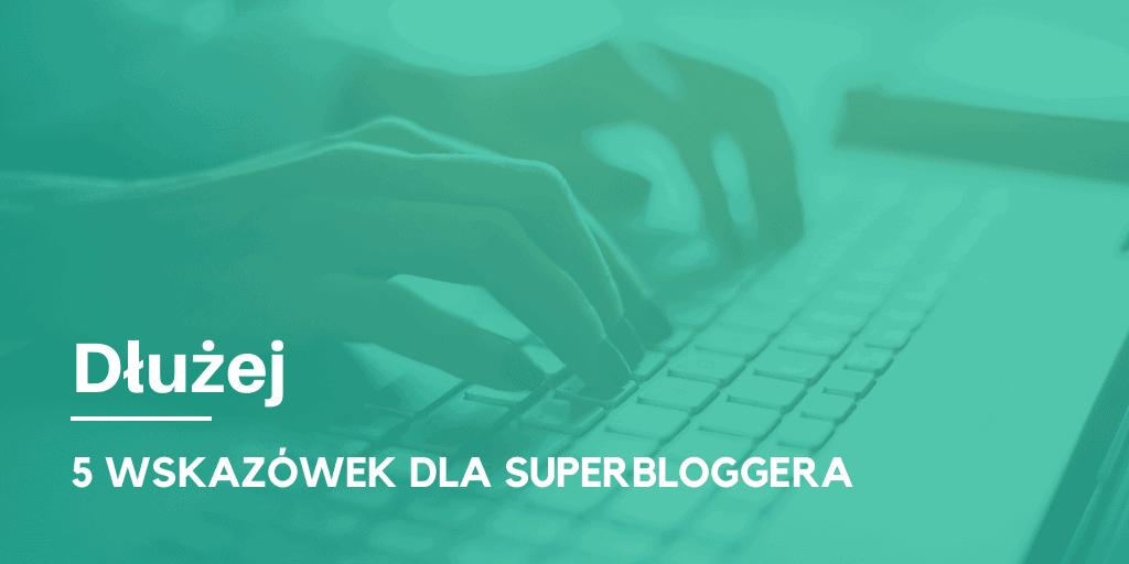 Masz bloga, alemały ruch lub brak zaangażowania? Sprawdź te 5 wskazówek