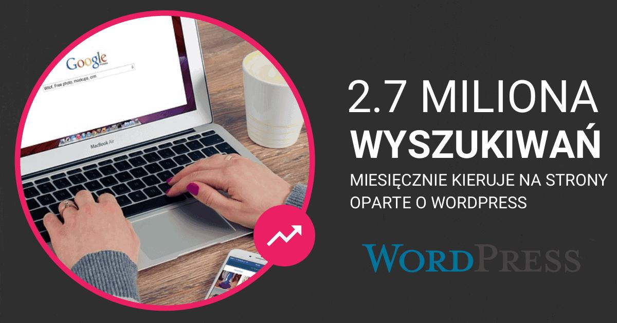 37 zadziwiających statystyk oWordPress na2017 rok