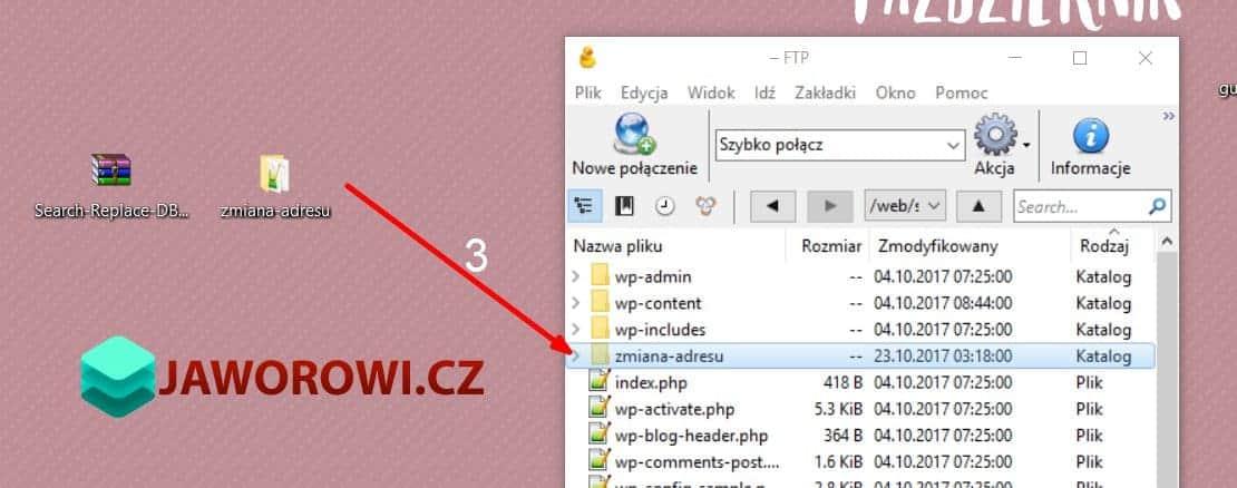 Jak zmienić adres strony inazwę domeny wWordPress?