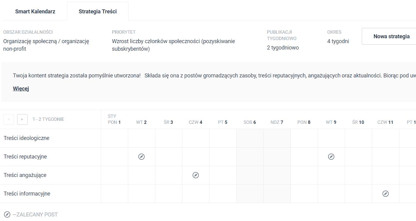 PublBox - Zarządzanie iplanowanie postów wSocial Media