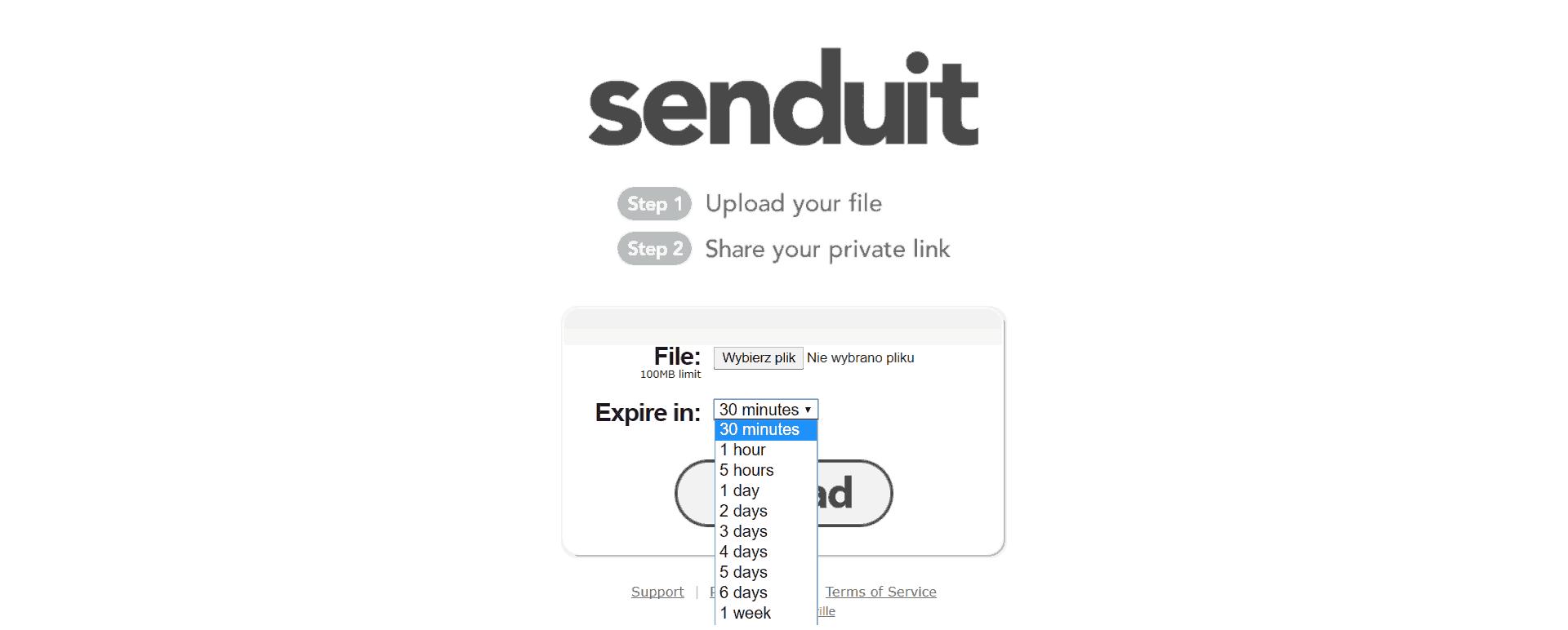Wysyłanie dużych plików przezinternet - 11 narzędzi