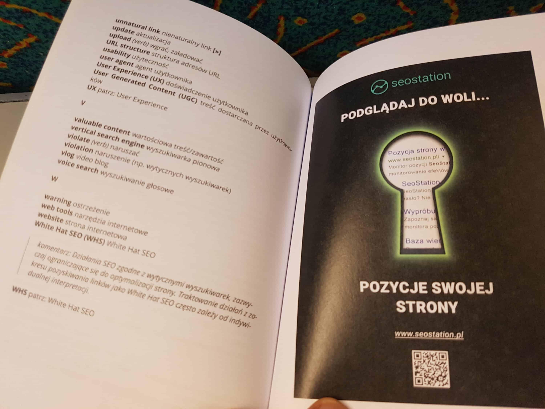 Słownik pojęć SEO. Angielsko-polski, polsko-angielski [mini recenzja]