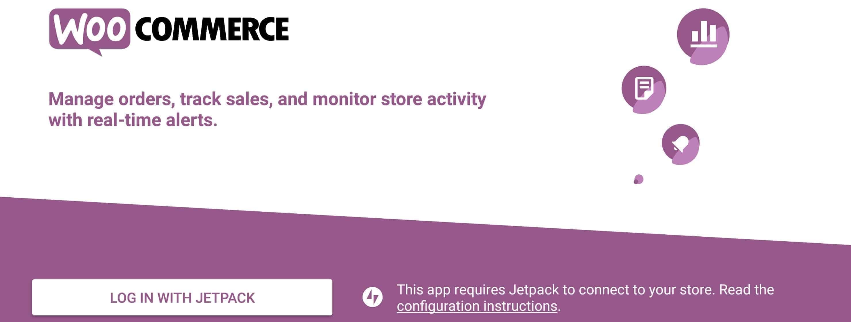 Aplikacja mobilna woocommerce