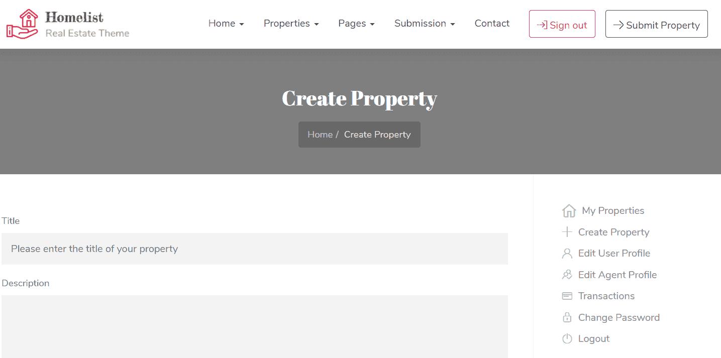 Nieruchomość nasprzedaż agencja nieruchomości