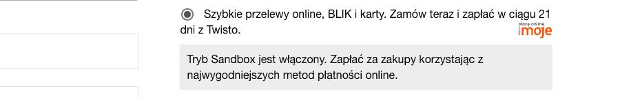 platnosc twisto woocommerce