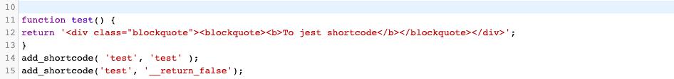 wyłączenie shortcode wordpress