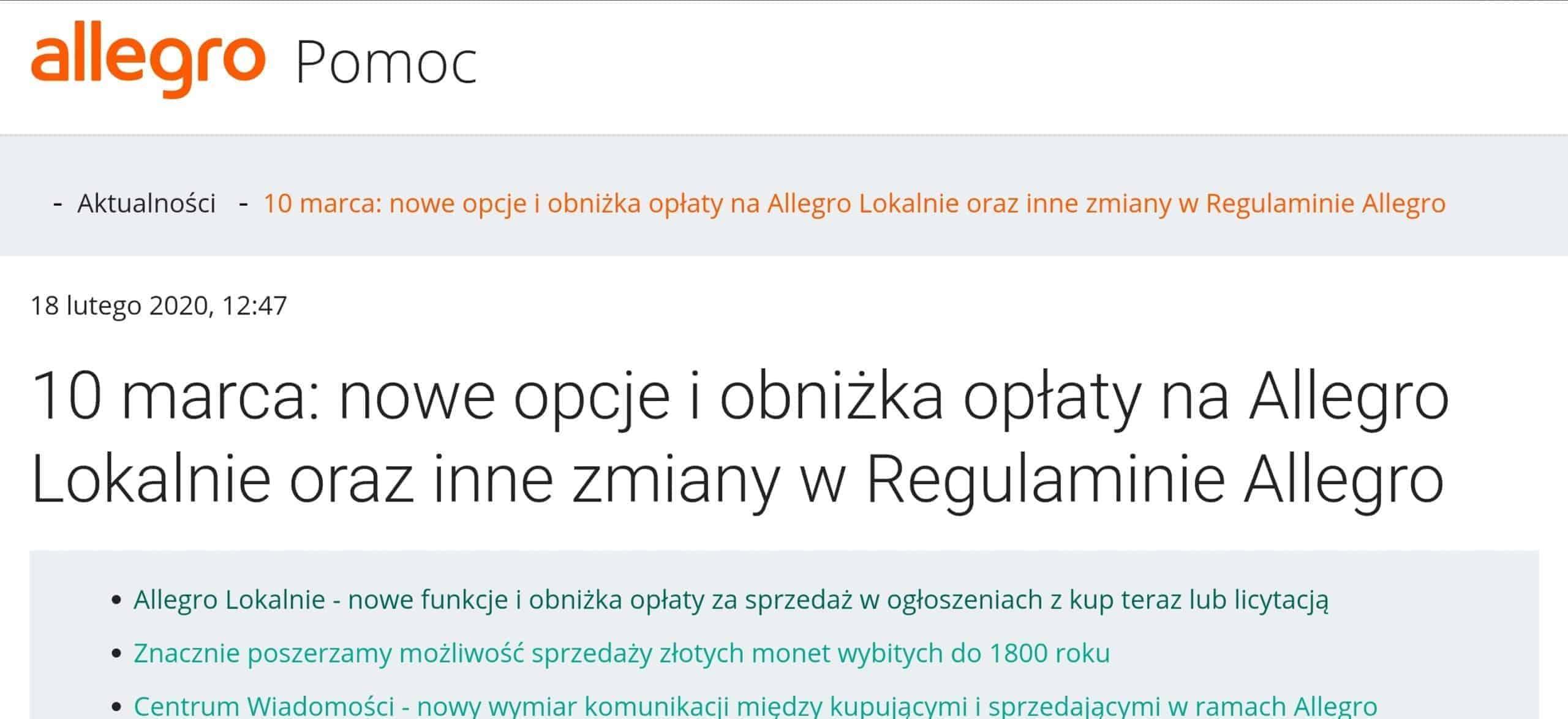 Allegro Nie Masz Firmy Nic Nie Sprzedasz A Nawet Gdyby Jakub Jaworowicz Wordpress Marketing Specialist