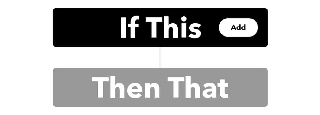 IFTTT jak todziała